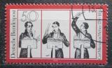 Poštovní známka Německo 1976 Carl Maria von Weber, skladatel Mi# 894