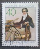 Poštovní známka Německo 1977 Wilhelm Hauff, spisovatel Mi# 954