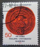 Poštovní známka Německo 1977 Univerzitní pečeť Mi# 939