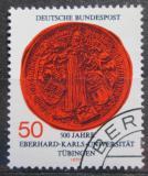Poštovní známka Německo 1977 Univerzitní pečeť Mi# 946
