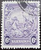 Poštovní známka Barbados 1938 Symbol kolonie Mi# 165 A