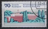 Poštovní známka Německo 1978 Parlament, Bonn Mi# 976