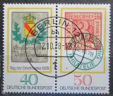 Poštovní známky Německo 1978 Den známek Mi# 980-81