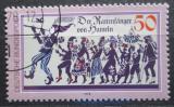 Poštovní známka Německo 1978 Krysař Mi# 972