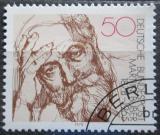 Poštovní známka Německo 1978 Martin Buber Mi# 962