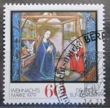 Poštovní známka Německo 1979 Vánoce Mi# 1032