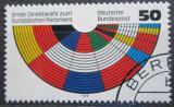 Poštovní známka Německo 1979 Evropský parlament Mi# 1002