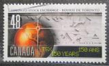 Poštovní známka Kanada 2002 Torontská burza, 150. výročí Mi# 2083
