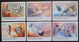 Poštovní známky Mosambik 2009 Průzkum vesmíru Mi# 3258-63 Kat 10€