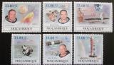 Poštovní známky Mosambik 2009 Průzkum vesmíru Mi# 3264-69 Kat 10€