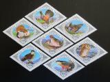 Poštovní známky Tuvinská rep. 1995 Ptáci Mi# N/N
