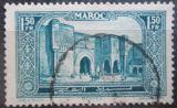Poštovní známka Francouzské Maroko 1927 Bab-el-Mansour Mi# 72
