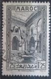 Poštovní známka Francouzské Maroko 1934 Attarin-Medresse Mi# 109