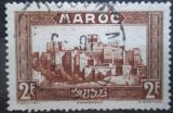 Poštovní známka Francouzské Maroko 1933 Ouarzazat Mi# 112