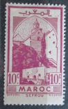 Poštovní známka Francouzské Maroko 1945 Sefrou Mi# 215