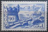 Poštovní známka Francouzské Maroko 1939 Pevnost Oudaia Mi# 157
