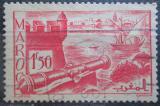 Poštovní známka Francouzské Maroko 1945 Pevnost Oudaia Mi# 221