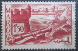Poštovní známka Francouzské Maroko 1940 Pevnost Oudaia Mi# 162