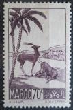 Poštovní známka Francouzské Maroko 1939 Přímorožci Mi# 153