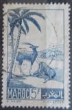 Poštovní známka Francouzské Maroko 1939 Přímorožci Mi# 172