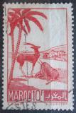 Poštovní známka Francouzské Maroko 1939 Přímorožci Mi# 173