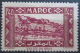 Poštovní známka Francouzské Maroko 1939 Údolí Draa Mi# 161