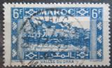 Poštovní známka Francouzské Maroko 1946 Údolí Draa Mi# 227