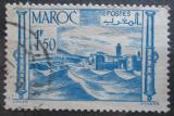 Poštovní známka Francouzské Maroko 1947 Pevnost Mi# 248