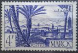 Poštovní známka Francouzské Maroko 1947 Marrákeš Mi# 252