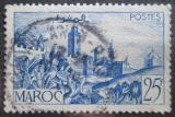 Poštovní známka Francouzské Maroko 1949 Opevněné město Mi# 267