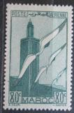 Poštovní známka Francouzské Maroko 1939 Minaret, Chella Mi# 176