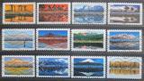 Poštovní známky Francie 2017 Příroda Mi# 6648-59 Kat 22.80€