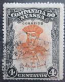 Poštovní známka Nyassa Port. 1921 Vasco da Gama Mi# 101