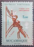Poštovní známka Mosambik 1962 Boj proti malárii Mi# 483
