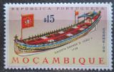 Poštovní známka Mosambik 1964 Starý člun Mi# 516