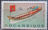 Poštovní známka Mosambik 1964 Starý člun Mi# 522
