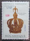 Poštovní známka Mosambik 1967 Královská koruna Mi# 539