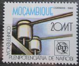 Poštovní známka Mosambik 1982 Dohoda ITU Mi# 883