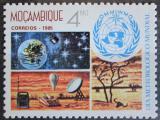 Poštovní známka Mosambik 1985 Světový den meteorologie Mi# 1015