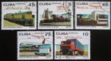 Poštovní známky Kuba 2003 Přeprava zboží Mi# 4516-20