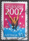 Poštovní známka Austrálie 2007 MS v plavání Mii# 2782