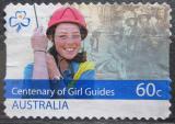 Poštovní známka Austrálie 2010 Skautky, 100. výročí Mi# 3456