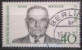 Poštovní známka Německo 1975 Hans Böckler Mi# 832