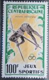 Poštovní známka SAR 1962 Skok o tyči Mi# 27