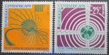 Poštovní známky SAR 1963 Satelity Mi# 37-38