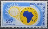 Poštovní známka SAR 1963 Organizace Africká jednota OAU Mi# 41