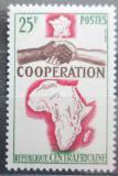 Poštovní známka SAR 1964 Spolupráce Afriky s Francií Mi# 68