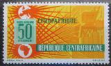 Poštovní známka SAR 1964 Hospodářská organizace Europafrique Mi# 70
