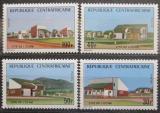 Poštovní známky SAR 1975 Architektura Mi# 363-66