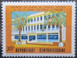 Poštovní známka SAR 1972 Budova pošty Mi# 271